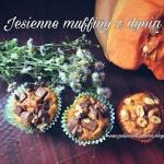 Jesienne muffiny z dynia