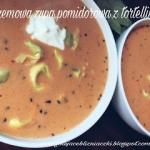 Kremowa zupa pomidorowa...