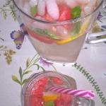 Smakowa woda arbuzowa