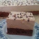 Ciasto kajmakowo-kawowe