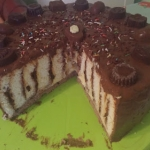 Zawijany tort z...