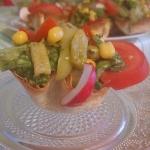 Meksykańska sałatka w...