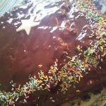 Czekoladowe brownie z wis...