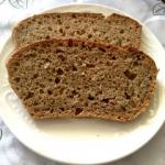latwy chleb na zakwasie