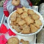 korzenne ciasteczka ze...