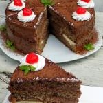 tort czekoladowe...