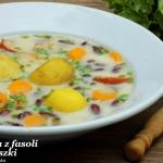 zupa z fasoli z puszki