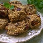 zdrowe ciasteczka musli