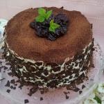 zwijany tort tiramisu