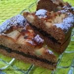 cynamonowe ciasto...