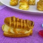 ciasto parzone (ptysiowe)