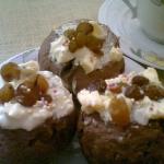 muffinki czekoladowo- ban...