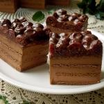 Ciasto czekoladowe z nute...