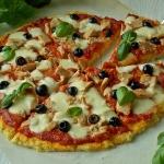 Pizza z tunczykiem na kas...