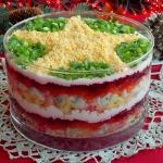Szuba – warstwowa salat...