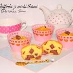 Muffinki z michałkami i...