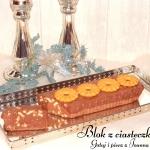 Blok z ciasteczkami...