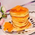 Pancakes ze skórką...