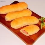 Domowe hot dogi z...