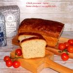 Domowy chlebek pszenno -...