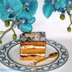 Stefanka , ciasto miodowe...