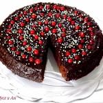 Ciasto mocno czekoladowe ...