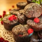Pełnoziarniste muffiny...