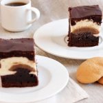Ciasto czekoladowe o...