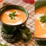 Zupa z soczewicą z...