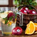 Lemoniada jablkowo-mietow...