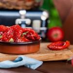 Domowe pomidory suszone w...