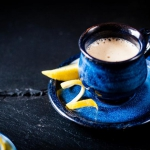 Kawa z cytryną -...