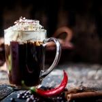 Kawa z chili i cynamonem