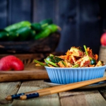 Kimchi z ogórków