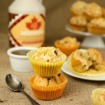 Klonowe muffinki z...