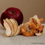 Chipsy jabłkowe z...