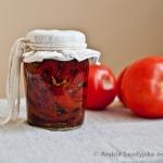 Suszone pomidory z nutą...