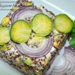 Salatka z komosa ryzowa i...