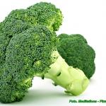 Brokuly - to warzywo pole...
