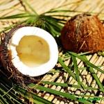 Mus kokosowy z dynią.