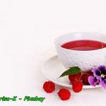 Nalewka herbaciana z soki...