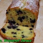 Ciasto Leśna jagoda -...