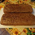 Domowy chleb z otrębami...
