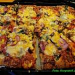 Gorąca pizza na...