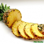 Koktajl z ananasa z...