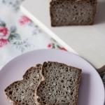 Mieszany chleb razowy na...