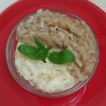 Pudding ryżowy gotowany...