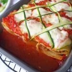 Roladki a'la lasagne...