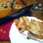 Ciasto z jagodami i...