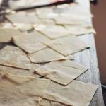 Domowy makaron do lasagne